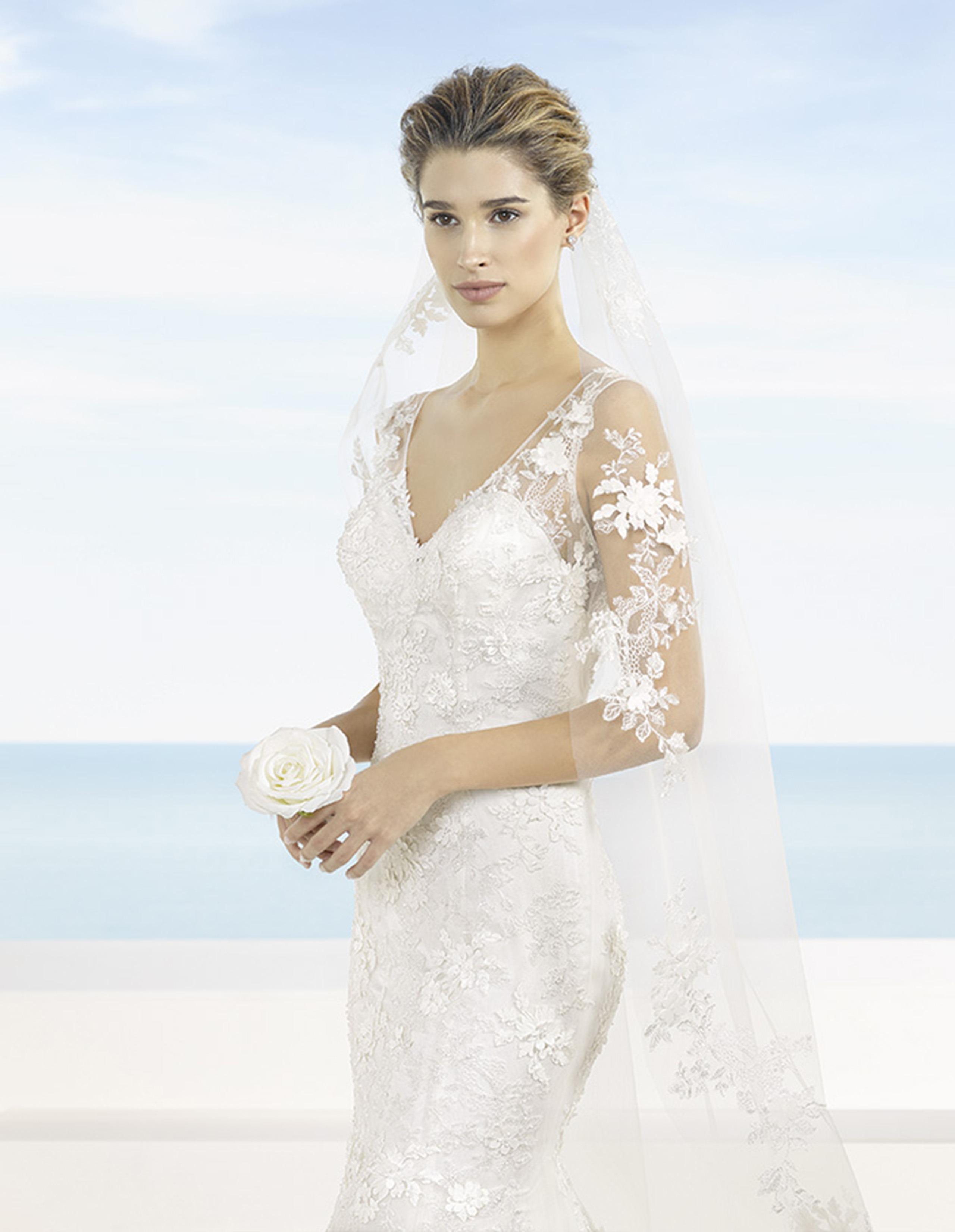 Talamo Vestido de Luna Novias 2016