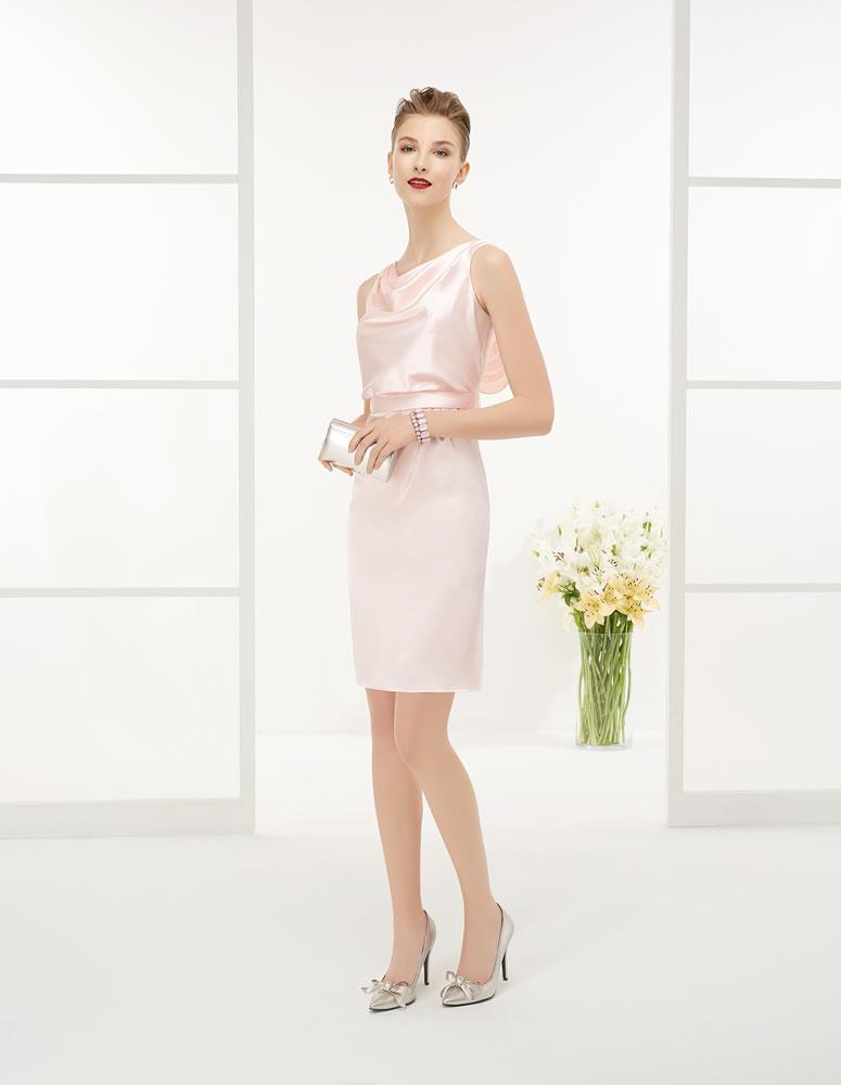 9G127 Vestido de Fiesta Couture Club