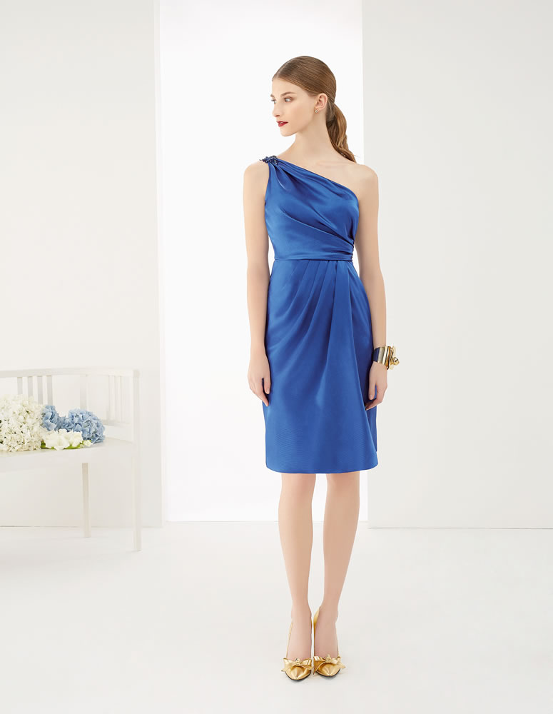 9G129 Vestido de Fiesta Couture Club