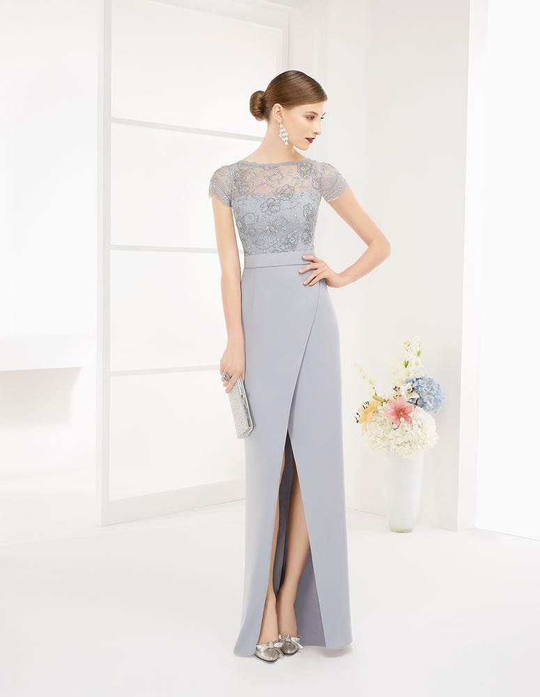 9G168 Vestido de Fiesta Couture Club
