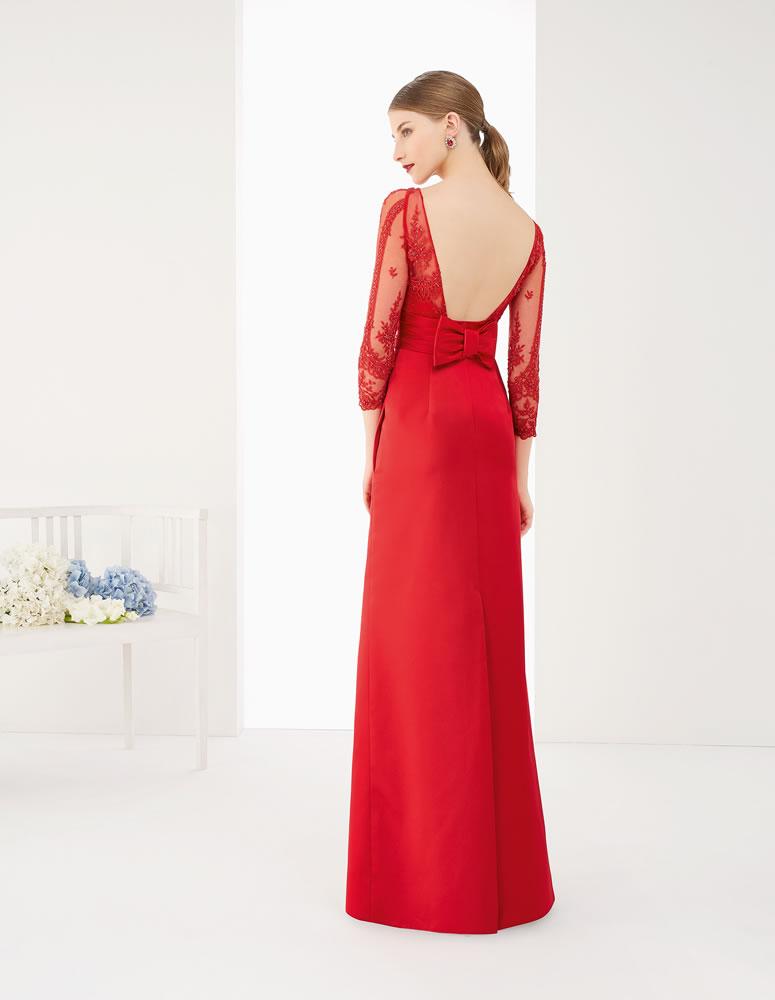 9G1A4 Vestido de Fiesta Couture Club
