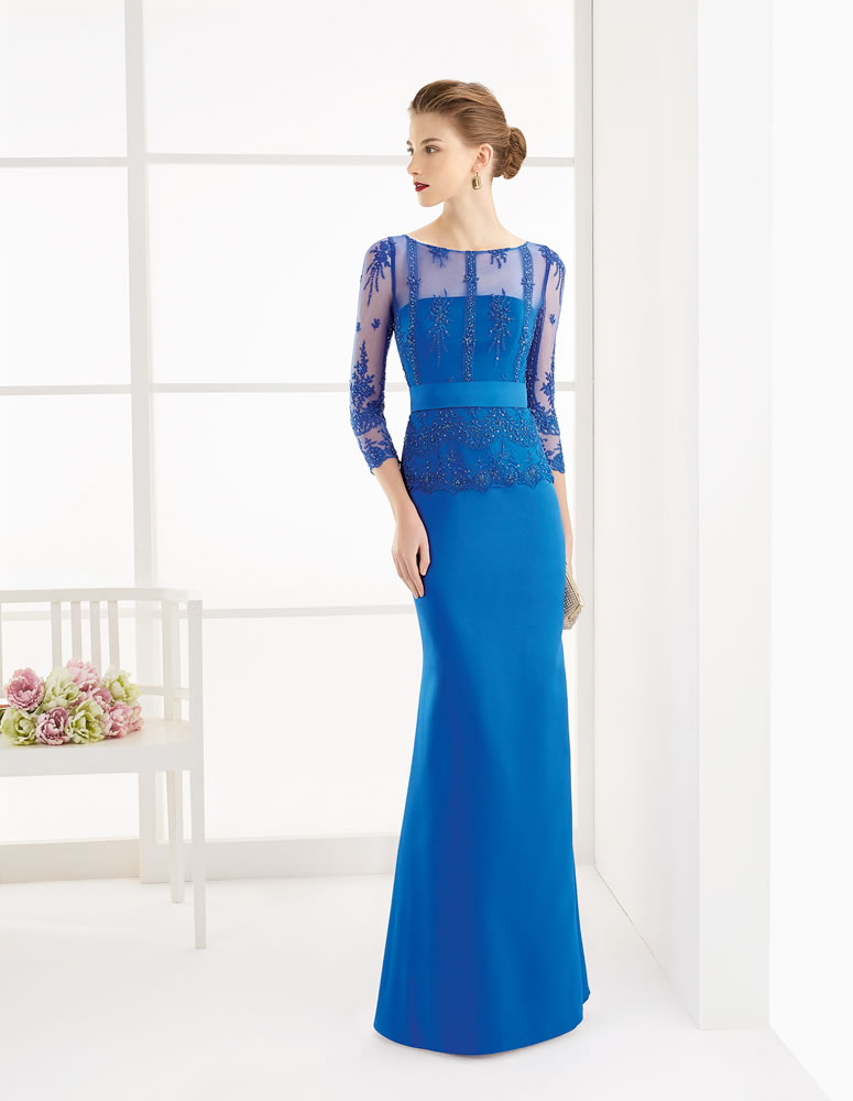 9G1A6 Vestido de Fiesta Couture Club