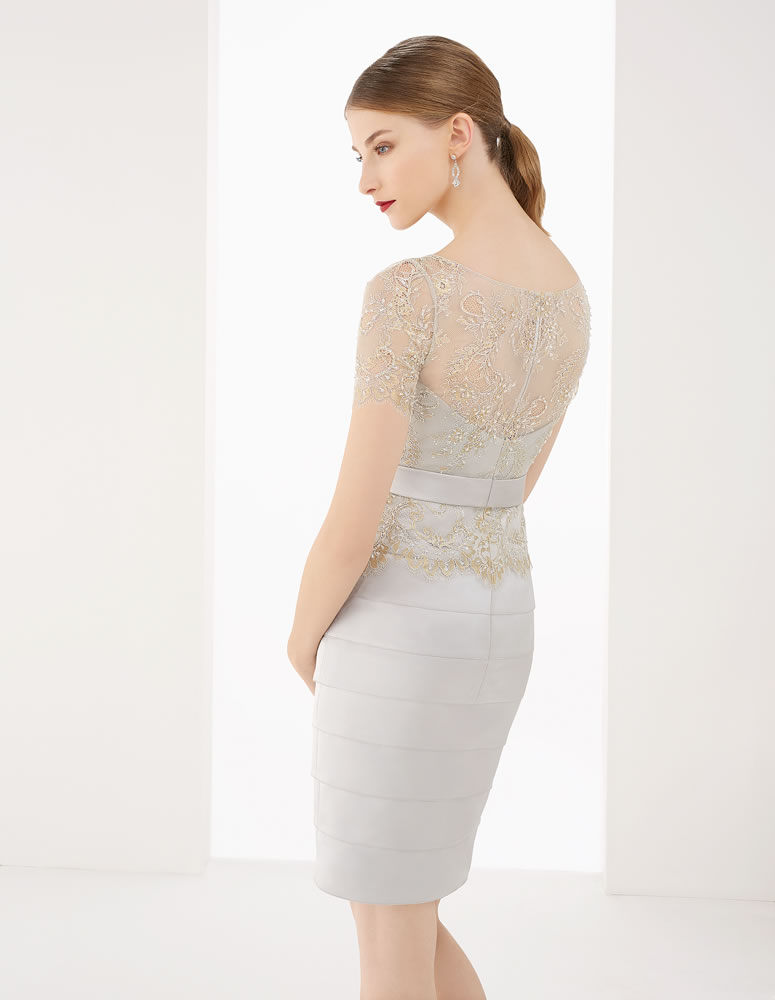 9G1A8 Vestido de Fiesta Couture Club