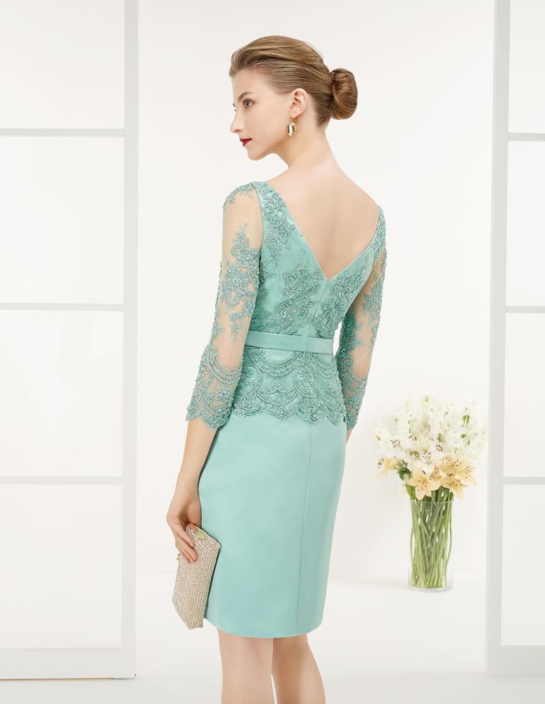 9G1B1 Vestido de Fiesta Couture Club