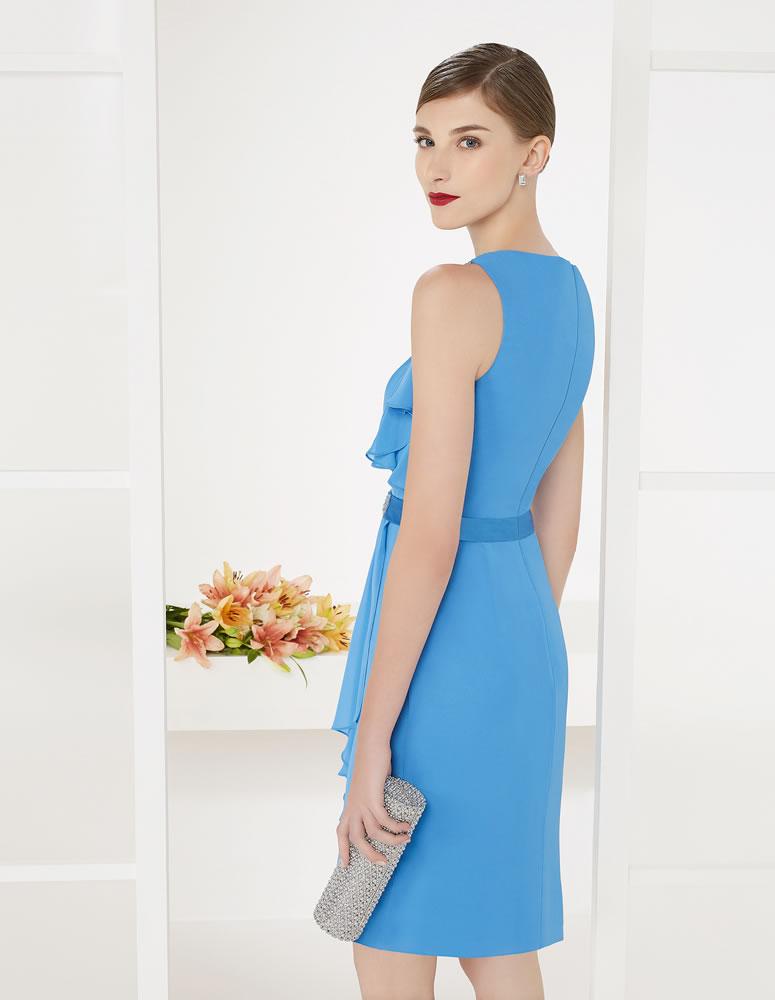9G230 Vestido de Fiesta Couture Club