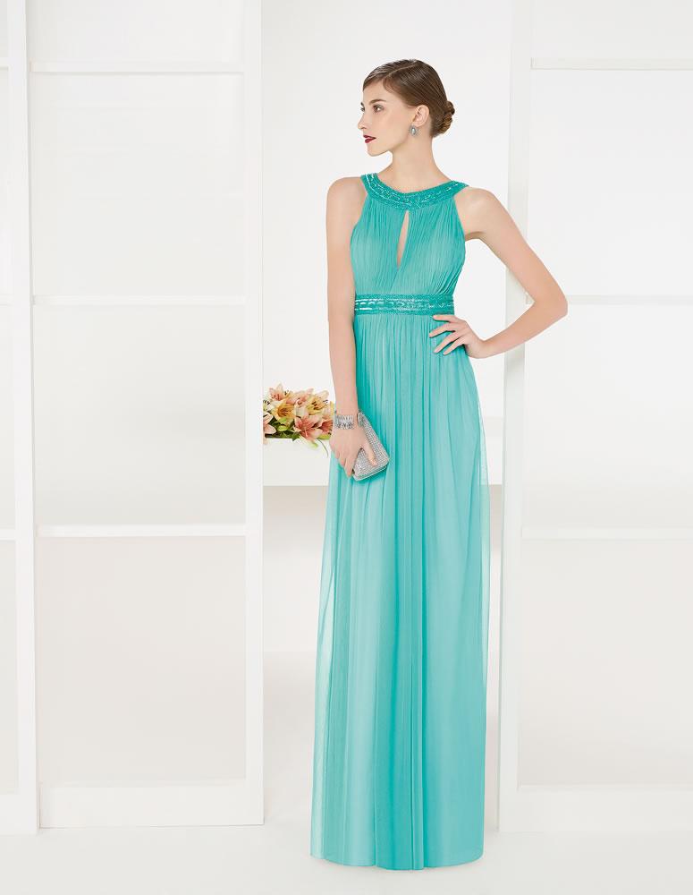 9G236 Vestido de Fiesta Couture Club