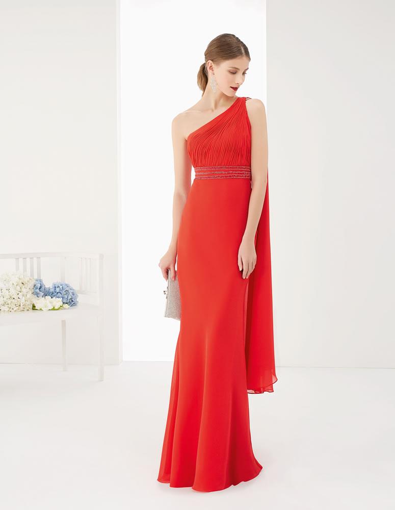 9G237 Vestido de Fiesta Couture Club