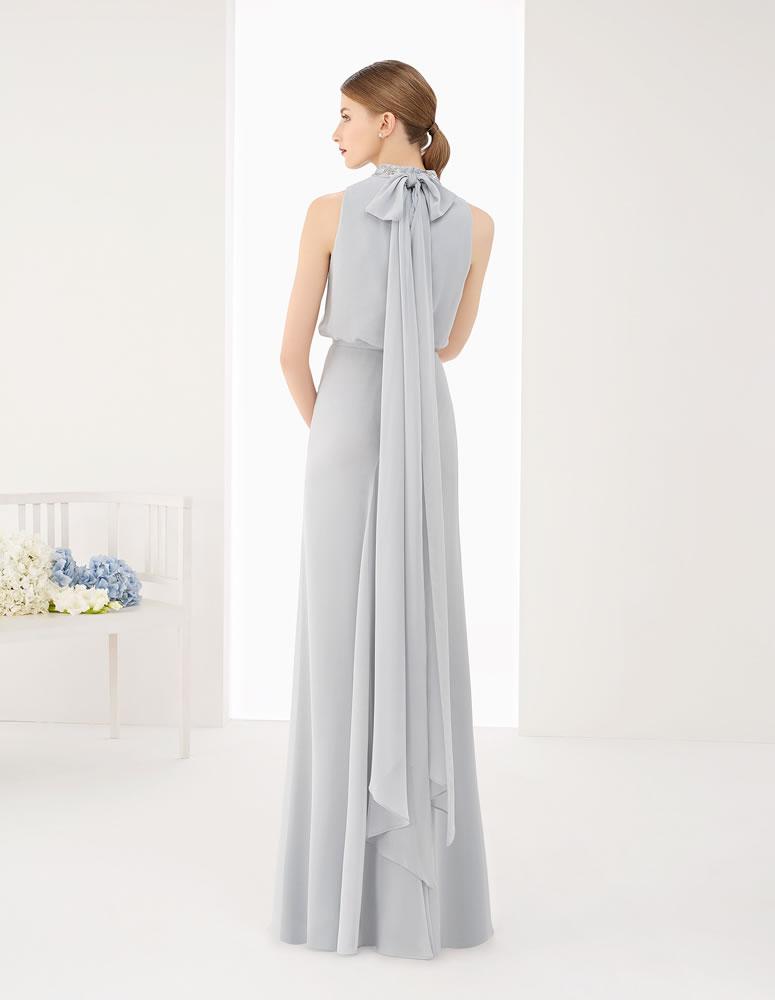 9G241 Vestido de Fiesta Couture Club