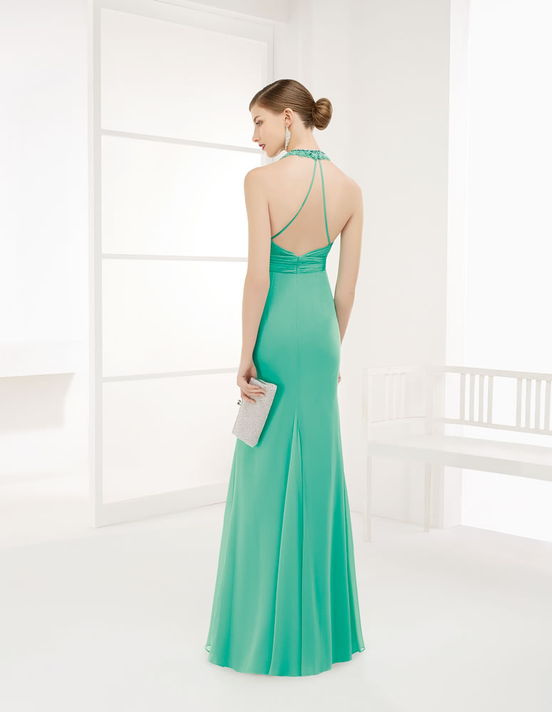 9G243 Vestido de Fiesta Couture Club