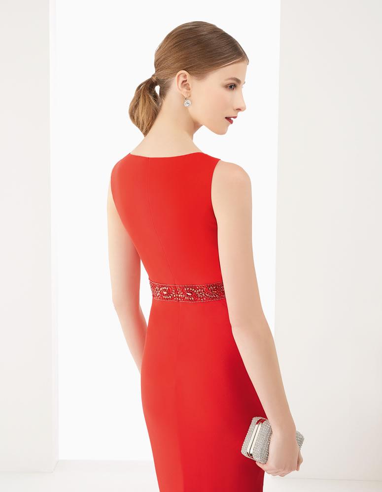 9G247 Vestido de Fiesta Couture Club