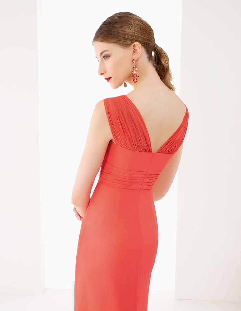 9G257 Vestido de Fiesta Couture Club