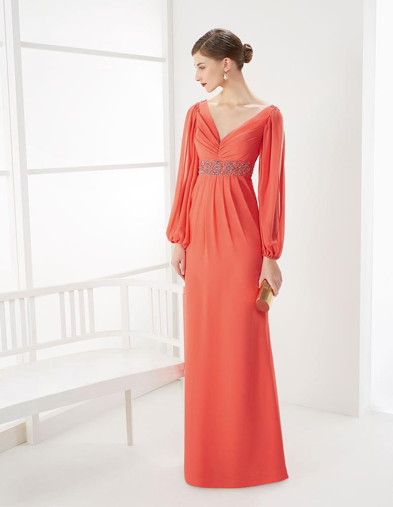 9G260 Vestido de Fiesta Couture Club