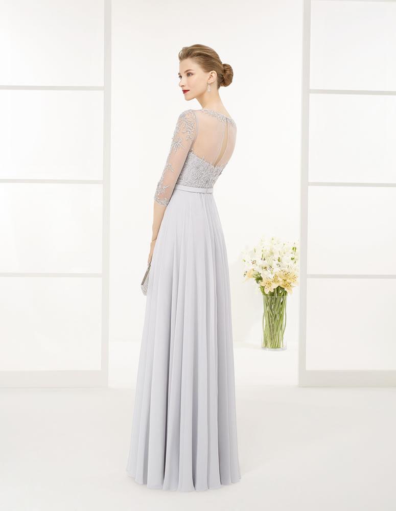 9G269 Vestido de Fiesta Couture Club