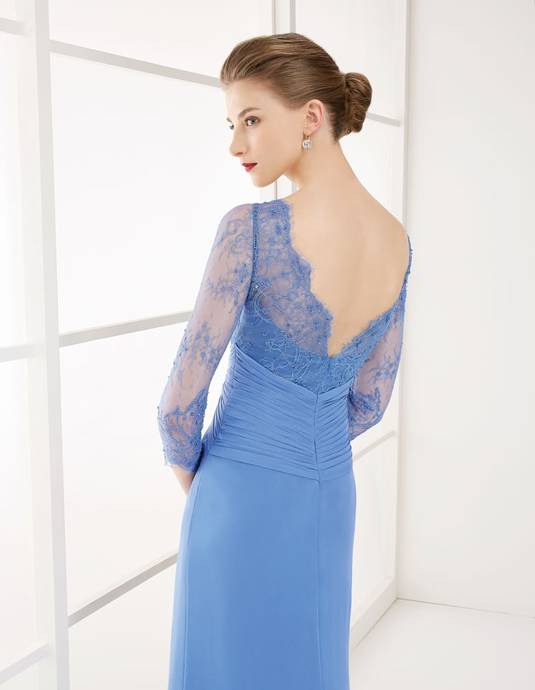 9G272  Vestido de Fiesta Couture Club