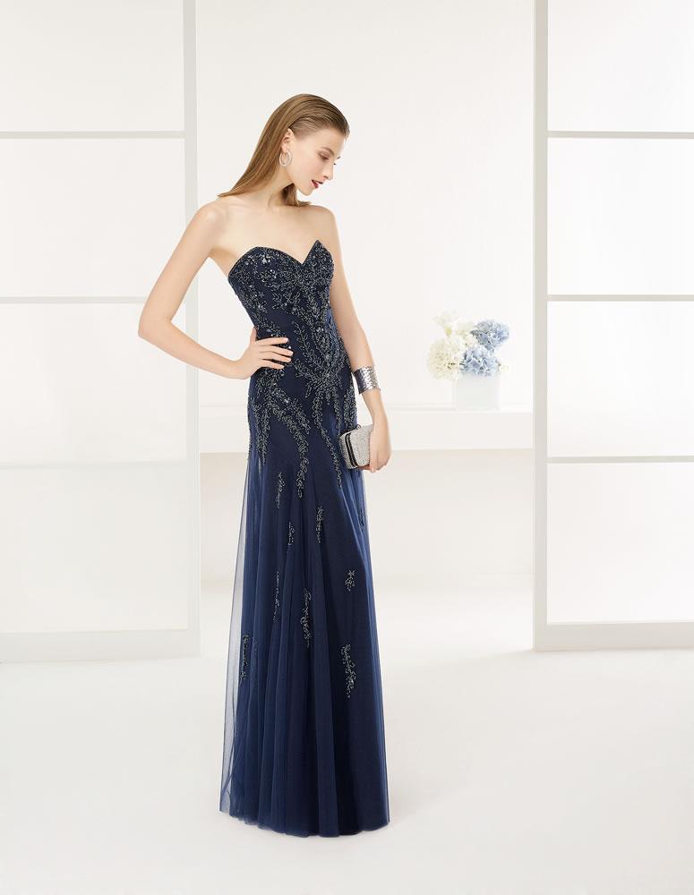 9G274  Vestido de Fiesta Couture Club