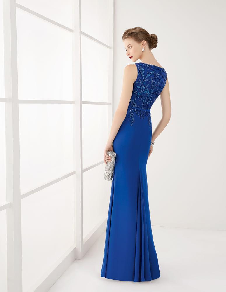 9G276 Vestido de Fiesta Couture Club
