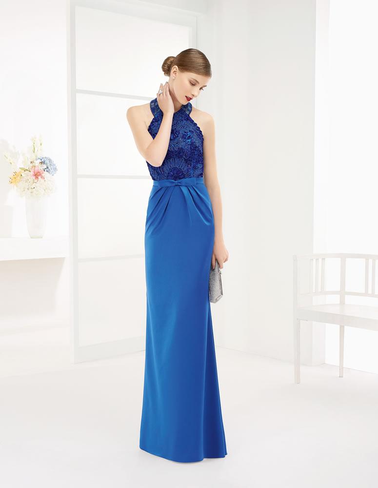 9G299 Vestido de Fiesta Couture Club