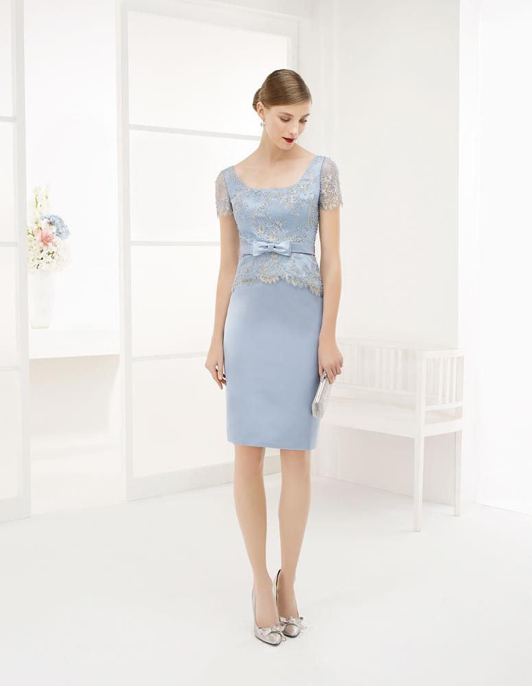 9G2A9 Vestido de Fiesta Couture Club