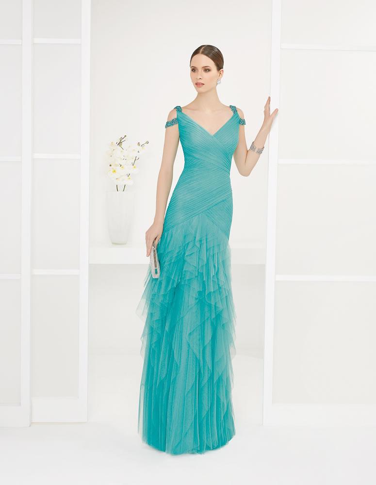 9G2C3 Vestido de Fiesta Couture Club