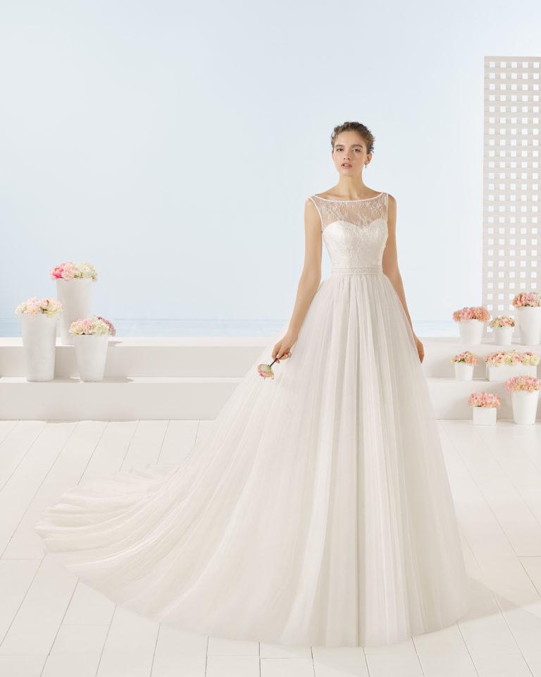 Yoland wedding dress, Luna Novias 2017