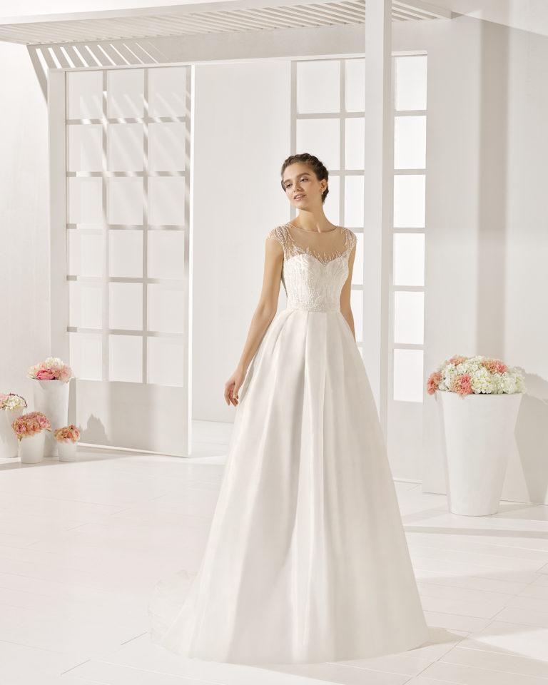 Ysai wedding dress, Luna Novias 2017