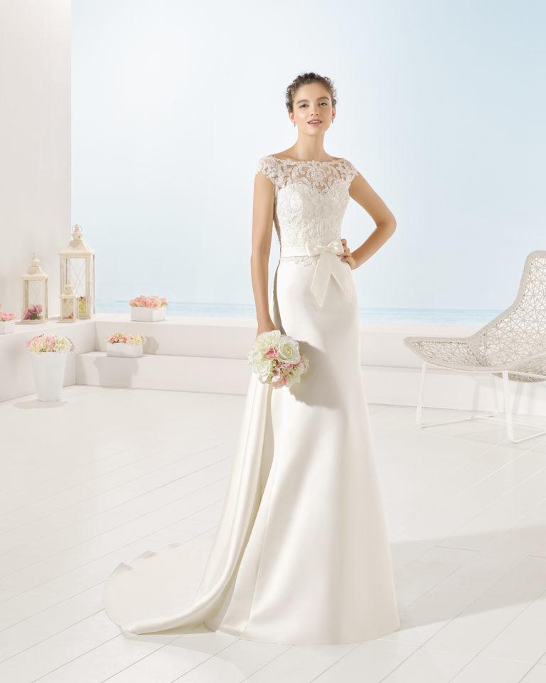 Ytiel wedding dress, Luna Novias 2017