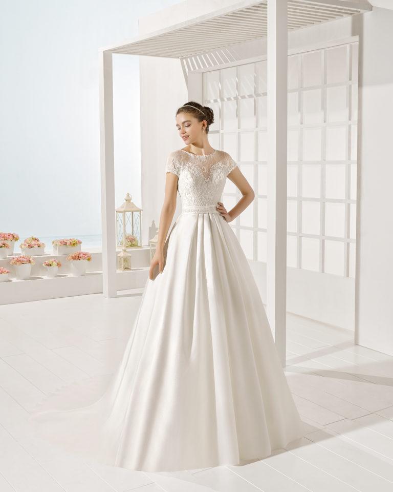 Yuca wedding dress, Luna Novias 2017