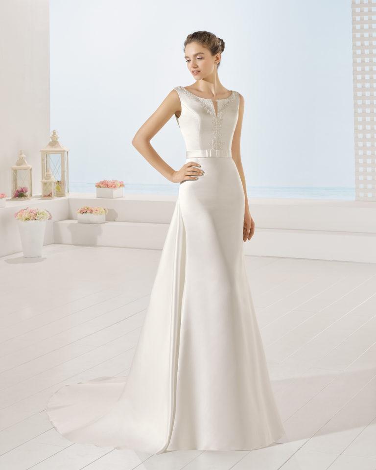 Yumbo wedding dress, Luna Novias 2017