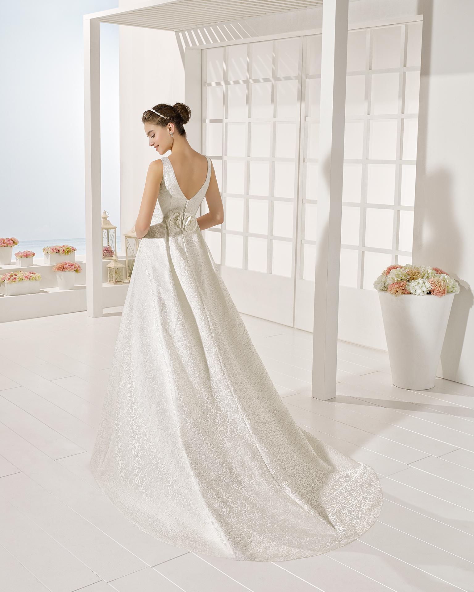 Yuso wedding dress, Luna Novias 2017