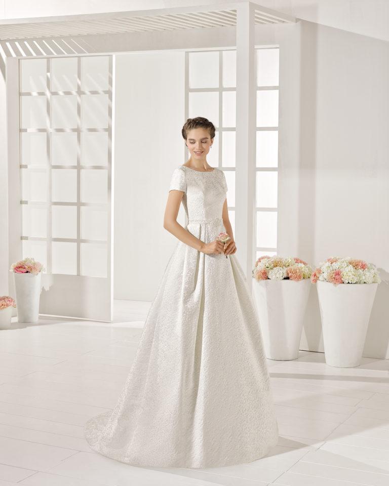 Yuta wedding dress, Luna Novias 2017