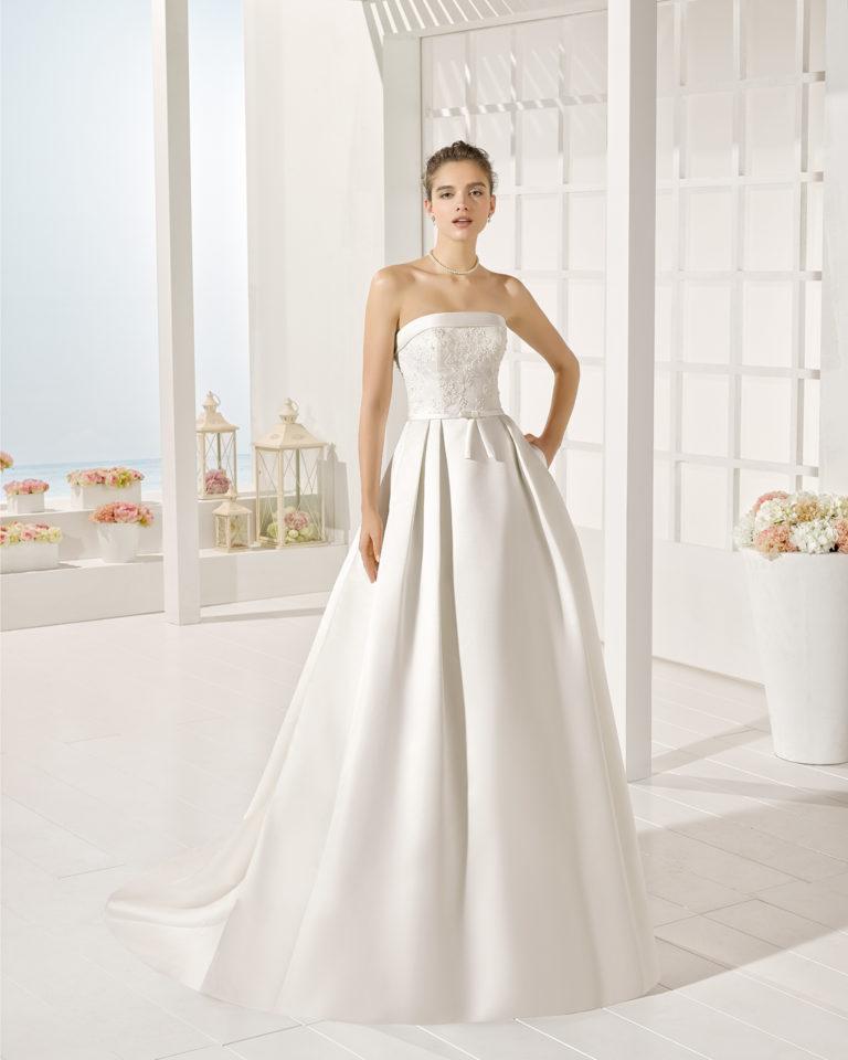 Yveline wedding dress, Luna Novias 2017
