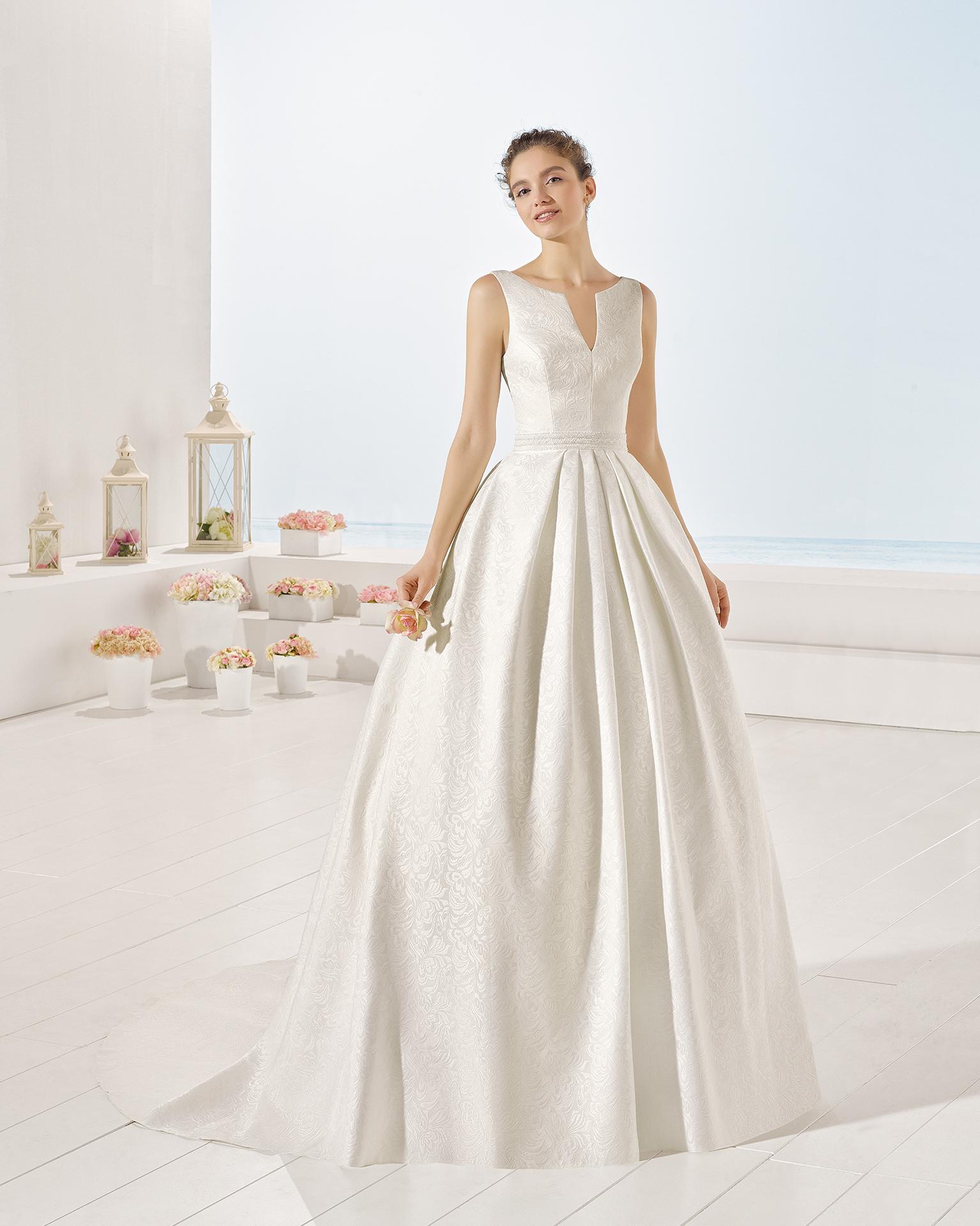Precio vestidos de fiesta luna novias