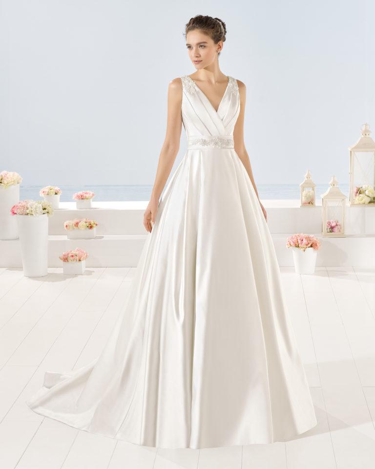 Yvonet wedding dress, Luna Novias 2017