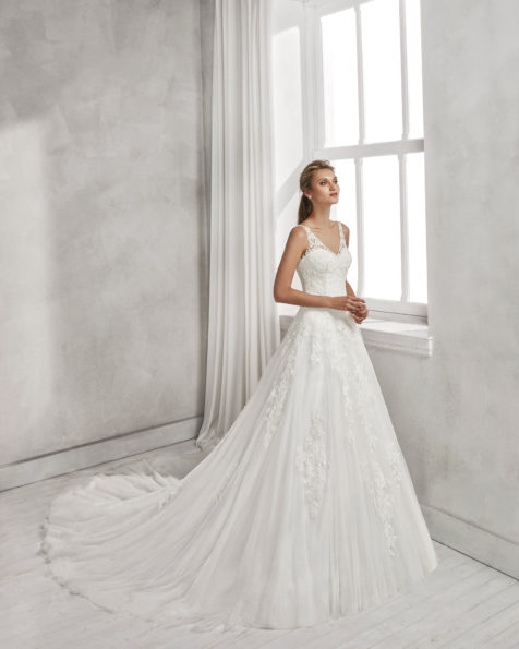 2018 New Collection Wedding Dress