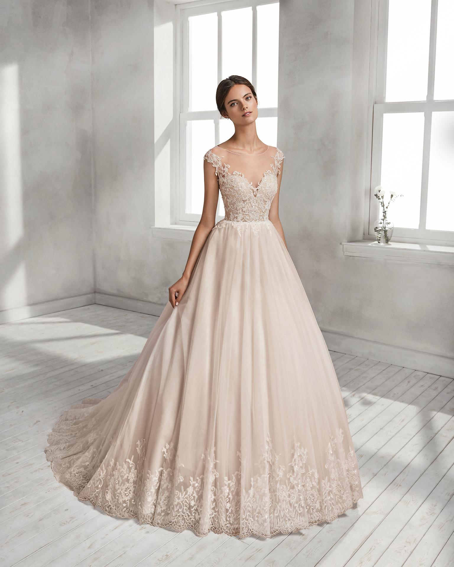 HELOIS - Bridal 2018. Luna Novias Collection
